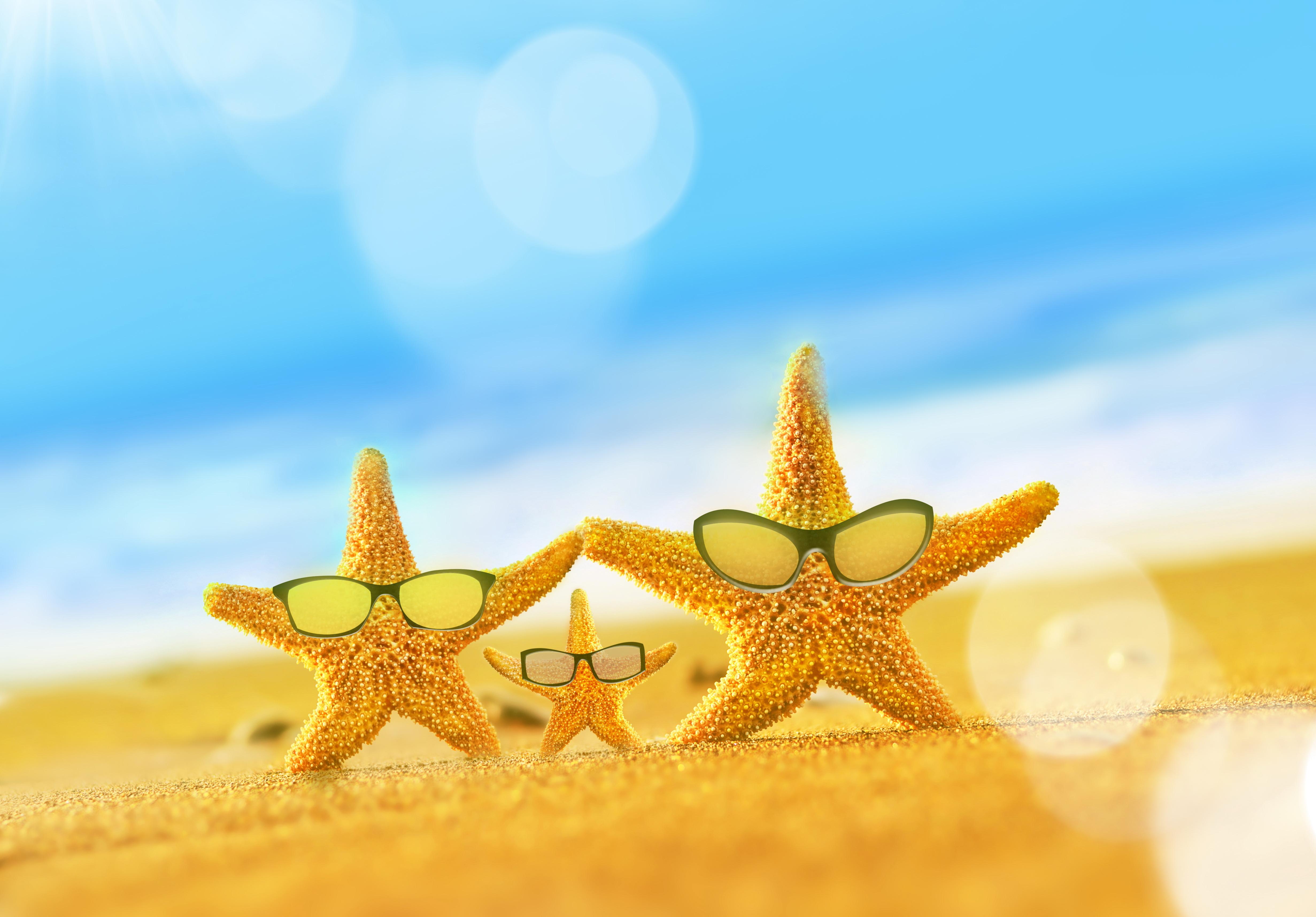 Playa en semana santa