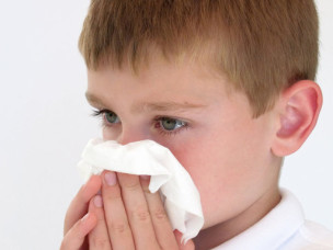 niño alergia